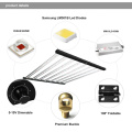 600W LED Grow Light para suculentas