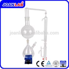 Destilação de óleo essencial de vidro JOAN Lab para uso laboratorial