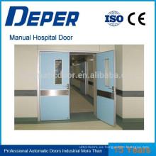 DSM-150 puertas herméticas automáticas de la sala de operaciones
