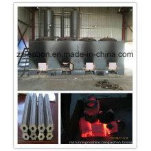 High Quality Sawdust Briquette Carbonization Furnace