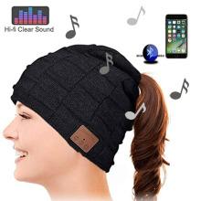Chapeaux d'hiver Peek A Boo avec Bluetooth
