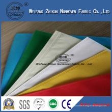 Matière première en tissu non tissé Spunbondpp en Chine