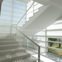 modern finished recomantic style shangri-la blinds
