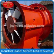 YBT Series Mine Anti-explosion Tipo de flujo axial Ventilador local