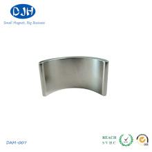Hochwertiger Permanenter NdFeB Bogen Magnet für Motor