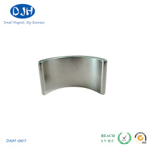 High Quality Permanent NdFeB Arc Magnet for Motor