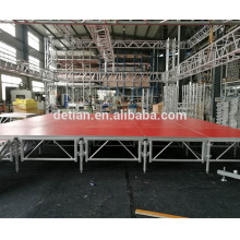 Binder im Freien Konzert Bühne Boden aus China Bühne Fabrik