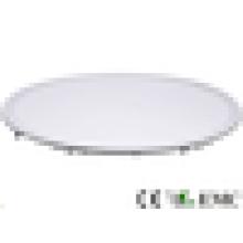 Супер тонкий Жилой встроенный круглый SMD светодиодные панели света 40 Вт диаметром 600 мм CE RoHS