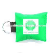 Rescue Key Mini CPR Mask Keychain