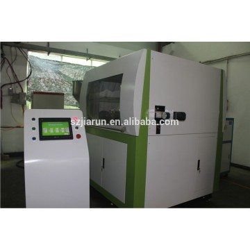 Máquina automática de moldeo por compresión con tapa de botella