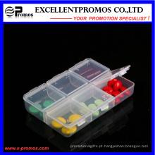 Útil Braille 6cell Pillbox (EP-026)