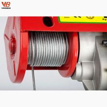 Серии PA Миниая Малая электрическая лебедка используется в строительстве pa200 Тали