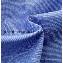 Tissu 100% coton teinté teinté (QF13-0395)