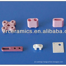 Alumina Ceramic pad for Electrical heating element