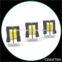 Uu Series Ferrite Cores Transformador De Corrente De Alta Freqüência Pequena Com Bobina