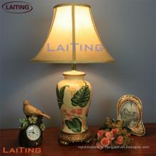 Abat-jour pour lampe de table en céramique lampe de table chinois