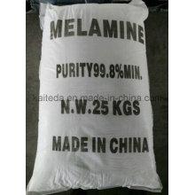 Fabrik Versorgung 99,8% Min. Weißes Melaminpulver für MDF