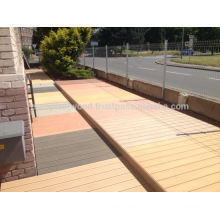 Hot! Hot! Outdoor WPC decking for garden, swimming pool