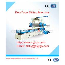 Usado CNC Bed-Type Fresadora Preço para venda quente em estoque