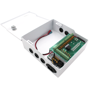 Alimentatore switching 12v 5a cctv