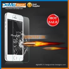 Best-seller 9 H Super verre trempé clair pour iphone 5 G/5 C/5 s