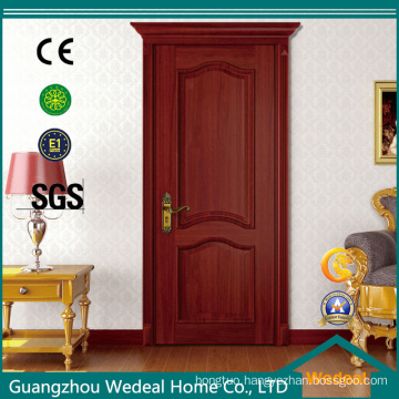Solid Wood/Metal Stainless Steel Security Door