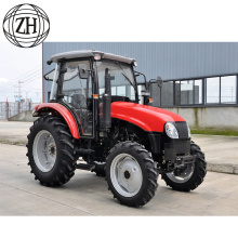 Hot Sale 4 Wheel Drive Farm Tractor 70hp 90hp 130hp