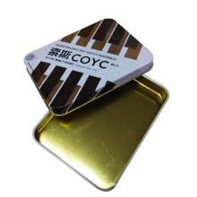 Metal Tin for Food Packaging Factory Directly