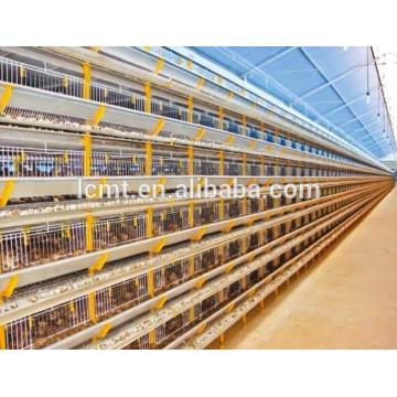 China vende gaiola comericial automática para a Roménia