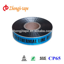 blue underground detectable warning tape