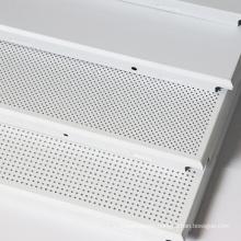 Fireproof aluminum false drop ceiling tiles 2x2