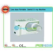 Radiografia dental portátil de baixa dose
