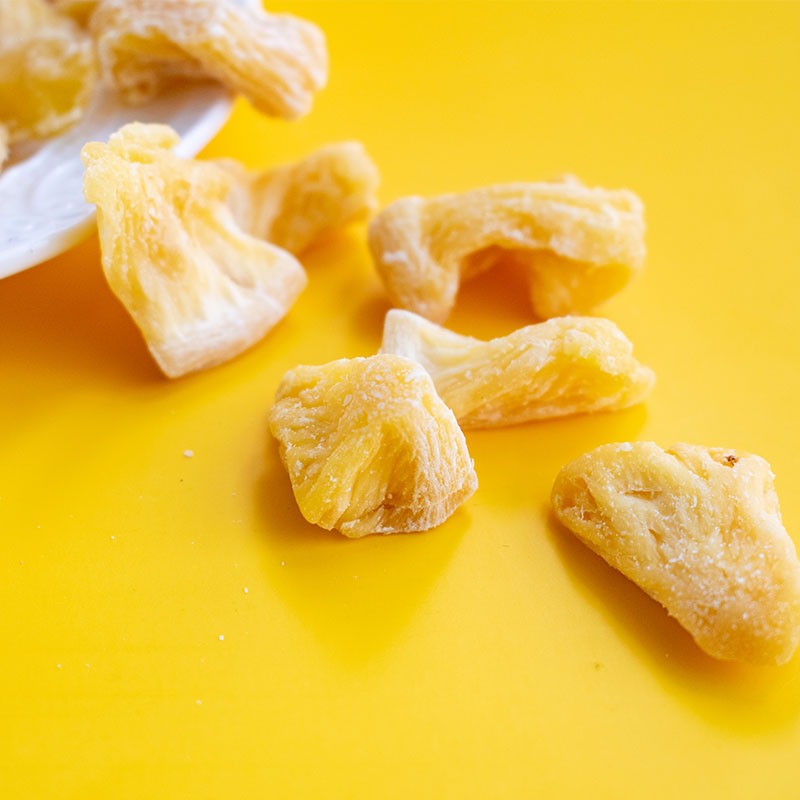 Pineapple dry