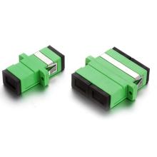 Sc / APC-SC / APC Duplex Adaptador de Fibra Óptica