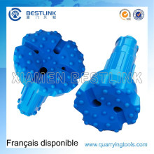 """API 2 3/8"""" Rock DTH Button Bits for Cop84 (DHD380)"""