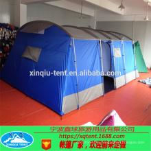 Большая палатка кемпинг открытый тоннель для 6-8 человек