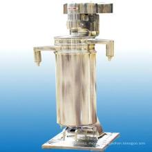 Séparateur de centrifugeuse tubulaire GF125