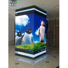 Right Angle LED Display