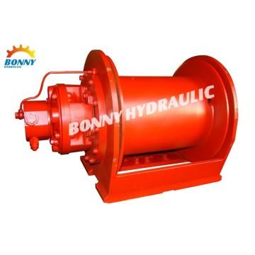 Hydraulic Marine Winch GW series