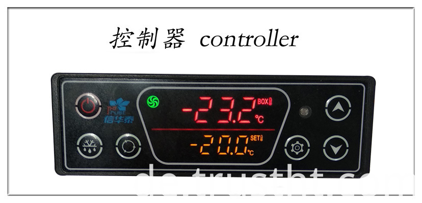 transport cooling standby set