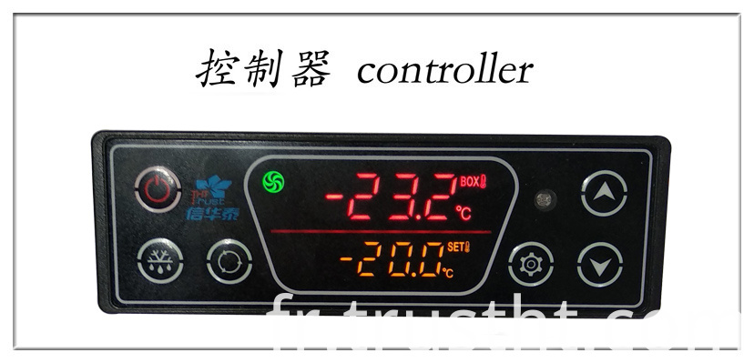 truck refrigerator standby equipment