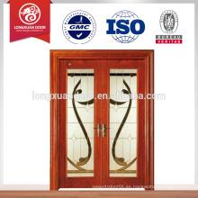 Puerta corredera de madera para puertas