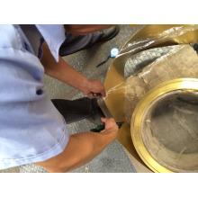 Tira de cobre H65, H62 Cobre puro com MTC, relatório de teste