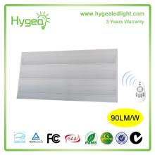 Prisma do picosegundo 600 * 1200mm poder superior de 54w conduziu a luz lisa do painel da grade, luz conduzida do painel liso da grade com CE, ROHS