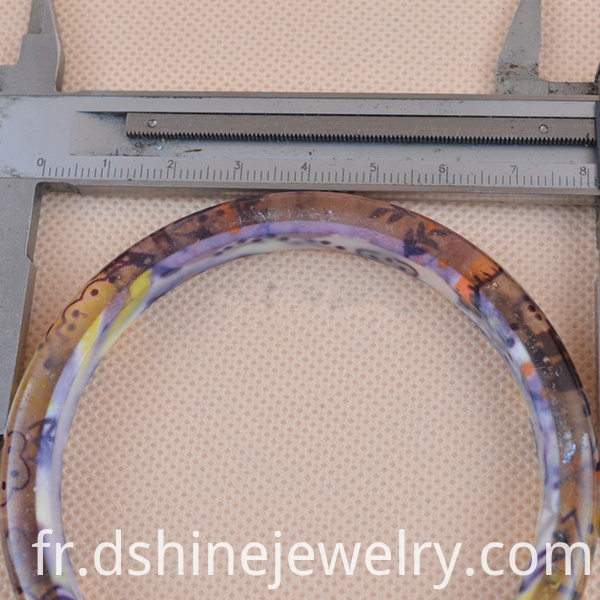Resin Bangles For Women