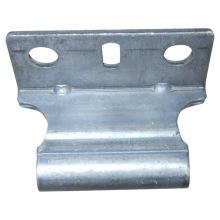 Pièces d'emboutissage de métal de commande numérique par ordinateur d'OEM (027)
