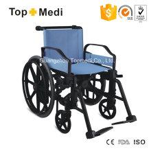 Cadeira de rodas manual de plástico orgânico de ressonância magnética do Hospital Topmedi