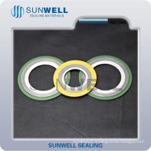 Joint en spirale avec bague intérieure et extérieure