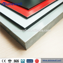 2017 Hot Sale Building Material 6mm Thickness ACP With PVDF Coating