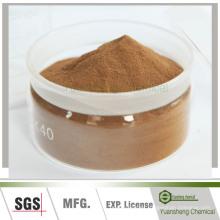 Agente de colorantes de lino Lignosulfonato de sodio